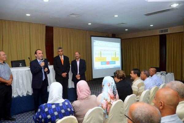 Said Aidi au forum de formation des médecins pour le Hajj 2016