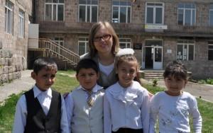 Maria Lukyanova, chef du bureau du PAM en Tunisie