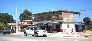 Le village d'Oum Teboul en Algérie