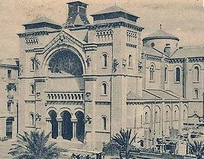 cathédrale de tunis