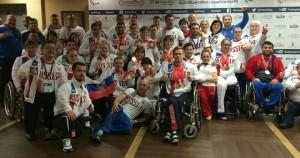 Athlètes paralympiques russes