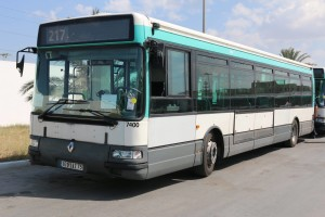 Bus RATP