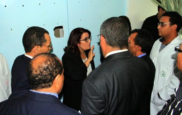 Samira Merai, ministre de la Santé