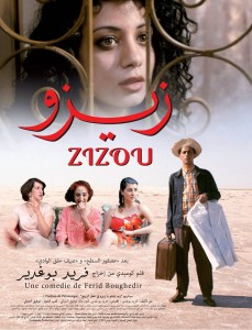 """Affiche du film """"Zizou"""""""