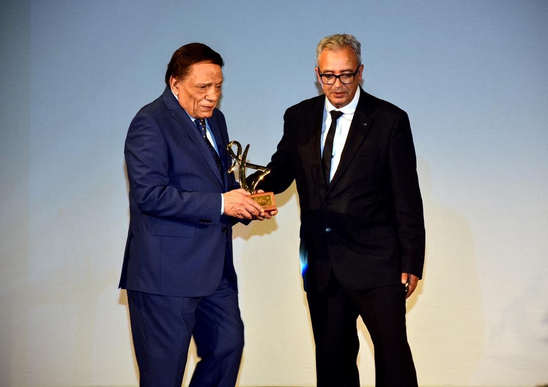 JCC - Adel Imam reçoit un Tanit d'honneur