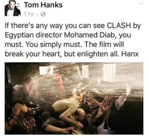 Tom Hanks Facebook Eshtebak