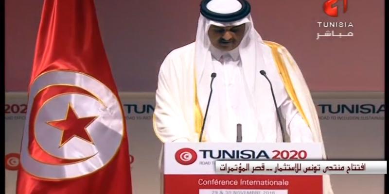 Le Qatar Accorde Une Aide De 1 25 Milliard De Dollars 224 La