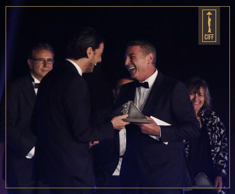 Khaled Abol Naga remporte le prix de meilleure interprétation