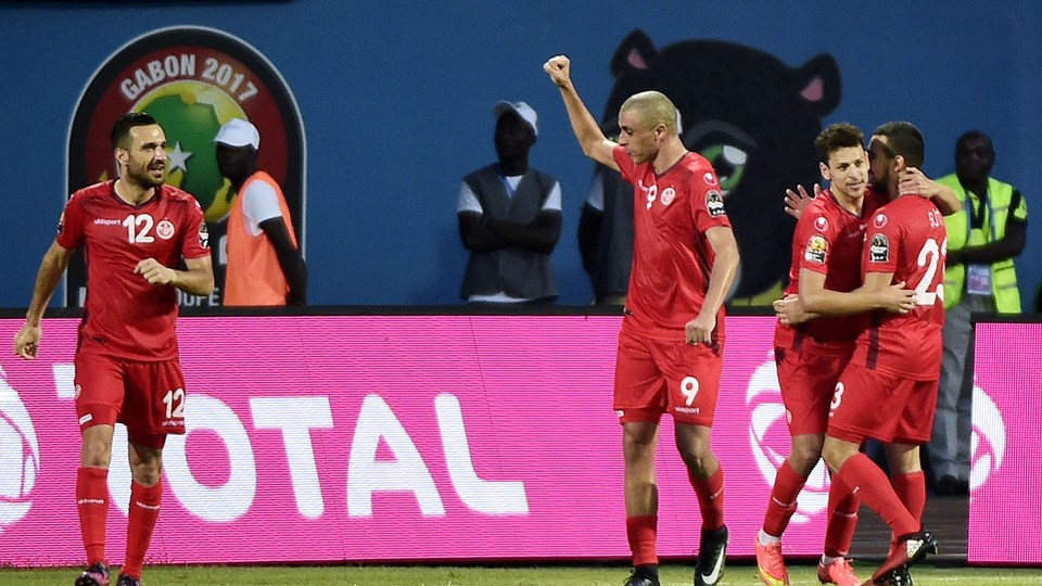 Tunisie - Algérie 3