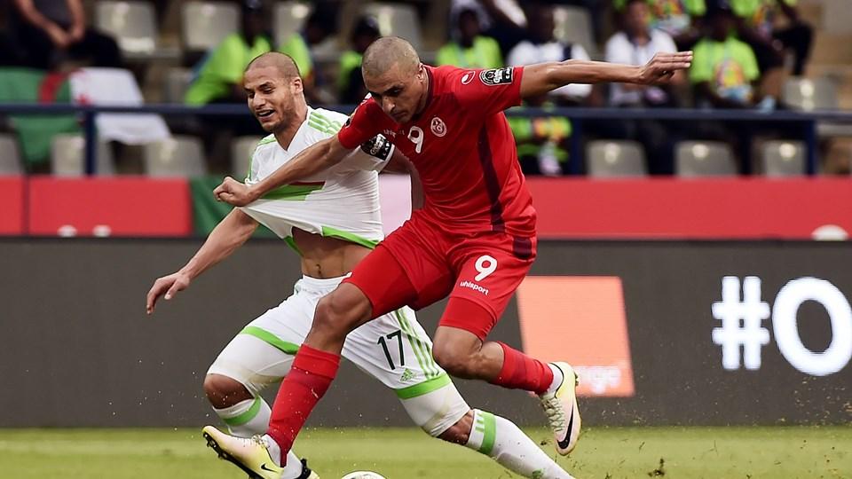 Tunisie - Algerie 2