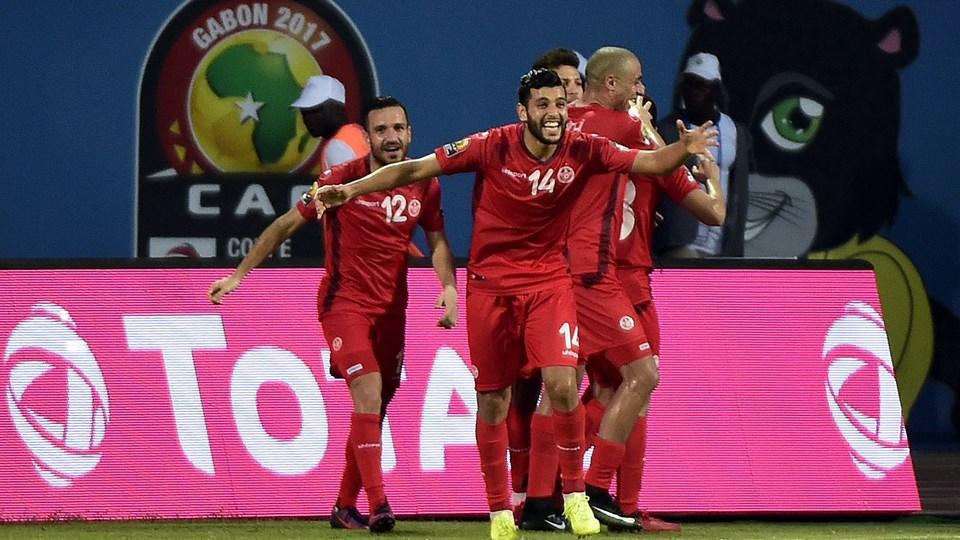 Tunisie - Algerie 4