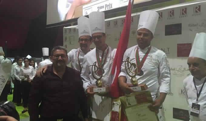 Rhône: Les Français une nouvelle fois sacrés champions du monde de pâtisserie