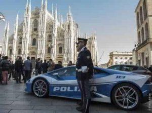 police milan