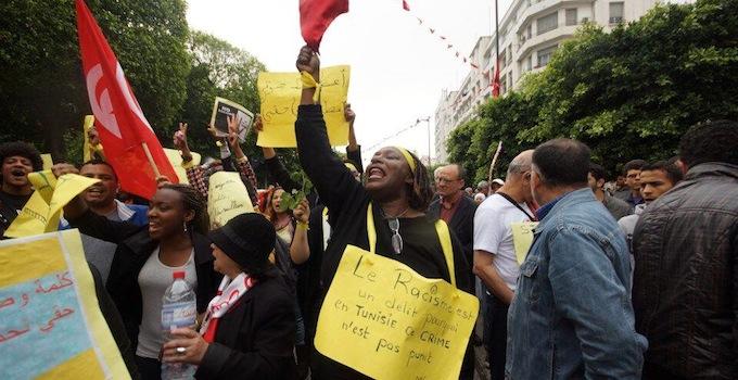 racisme-tunisie