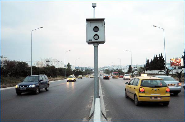s curit routi re projet pour installer 1000 nouveaux radars fixes en tunisie. Black Bedroom Furniture Sets. Home Design Ideas