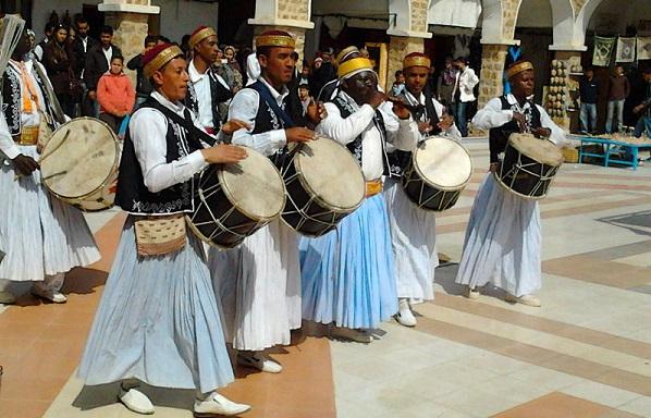 Le festival des ksours - (photo Wael Ghabara, CC BY-SA 3.0)