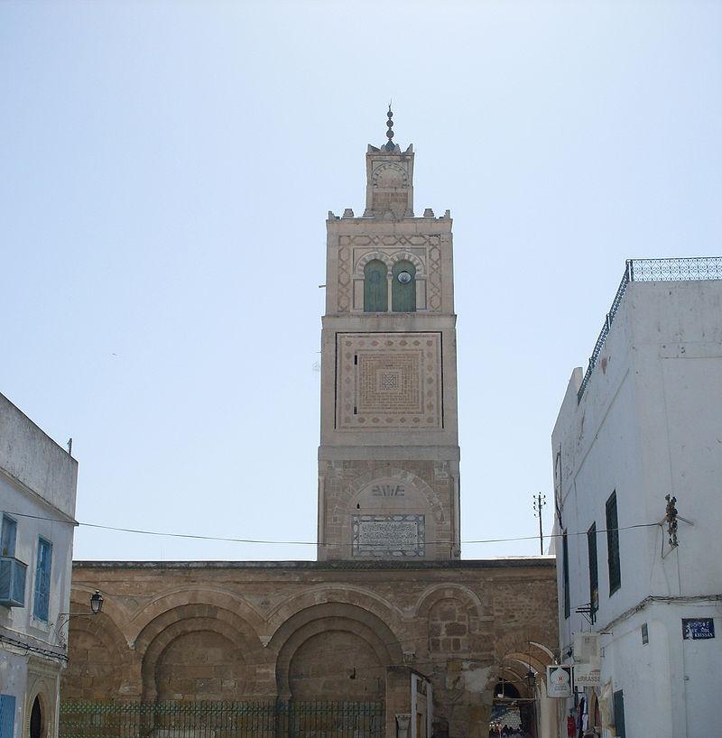 Mosquée Ksar