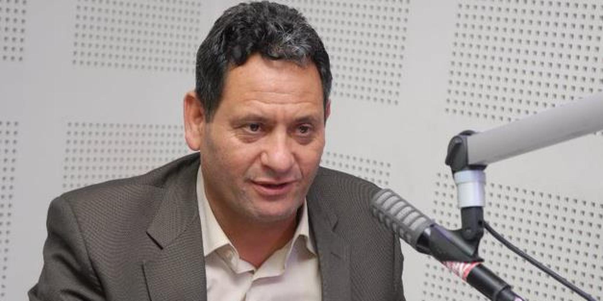 Néji Bghouri, président du Syndicat national des journalistes Tunisiens
