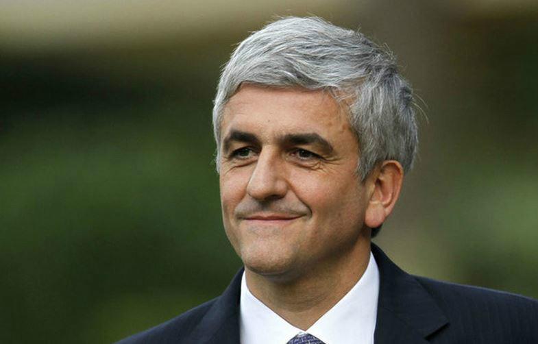 Hervé Morin, président de la région Normandie (photo - Normandie-actu)