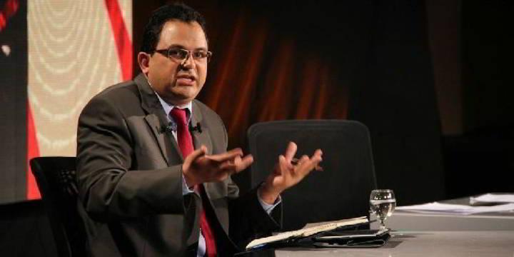 Zied Ladhari, ministre de l'Industrie et du Commerce