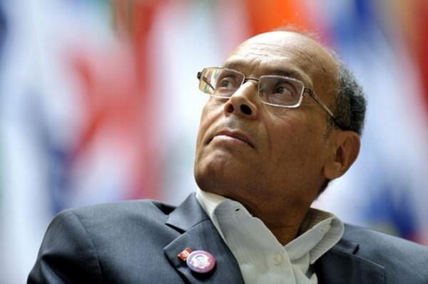 Moncef Marzouki, président de la République tunisienne de 2011 à 2014 - (photo archive)