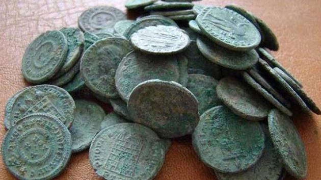 pièces antiques