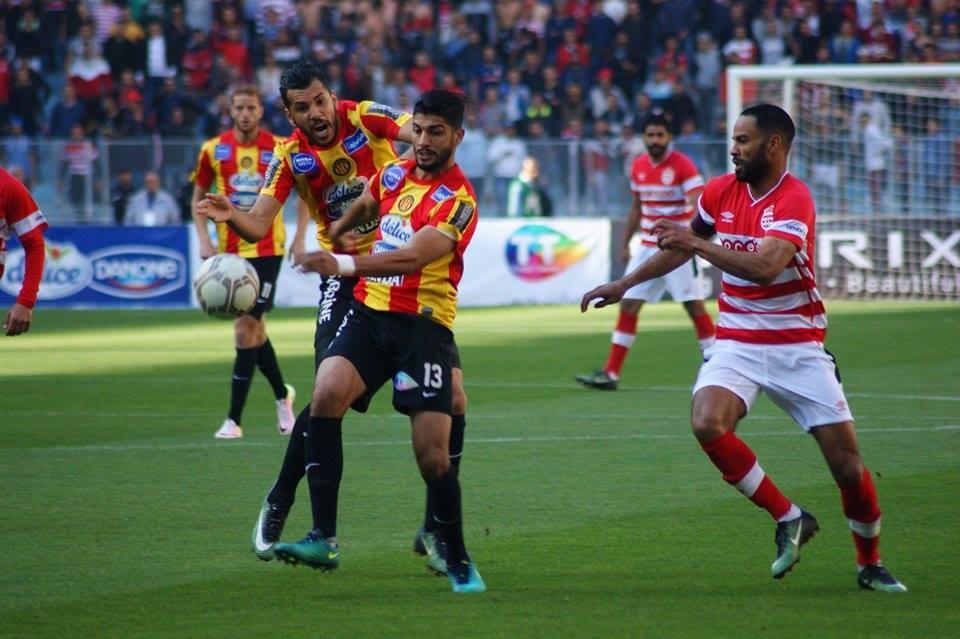 Le Match De La Eme Journee Du Play Off Entre Le Club Africain Et Lesperance Sportive De Tunis Avait Tous Les Ingredients Digne Dun Derby Buts