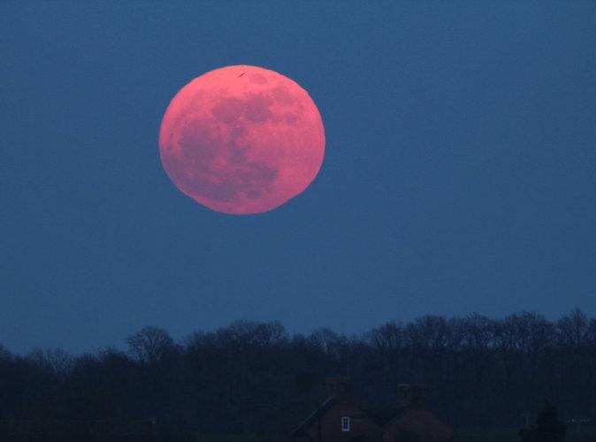 Ce soir la lune sera rose - Lune descendante juin 2017 ...