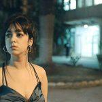 Mariem Al Ferjani dans le rôle de Mariem dans le film La belle et la meute.
