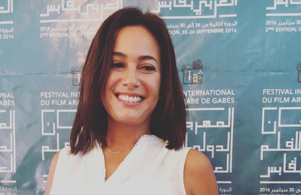 Hend Sabry au FIFAG 2016