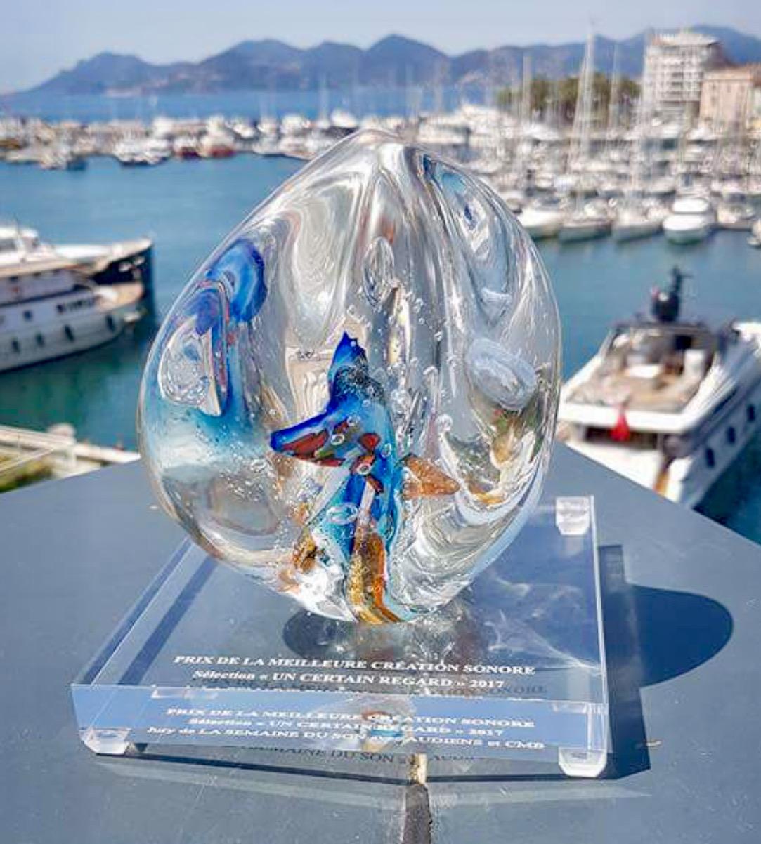 La Belle et la Meute remporte le Prix de la meilleure création sonore.