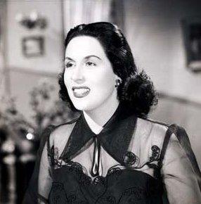 Leila Mourad, chanteuse égyptienne juive.