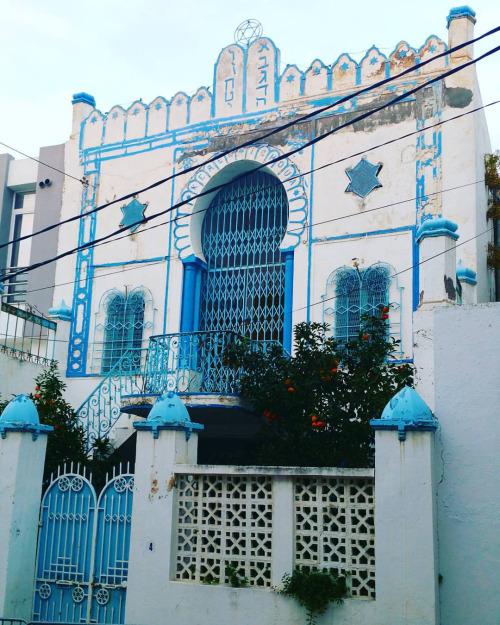 La Synagogue de La Marsa