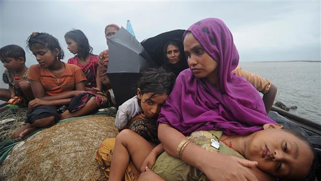 Rohingyas : le déni d'Aung San Suu Kyi