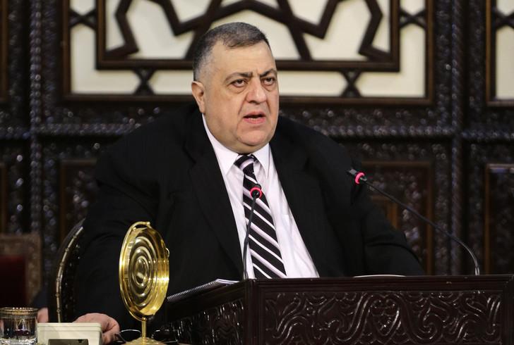 Un chrétien élu Président du parlement — Syrie
