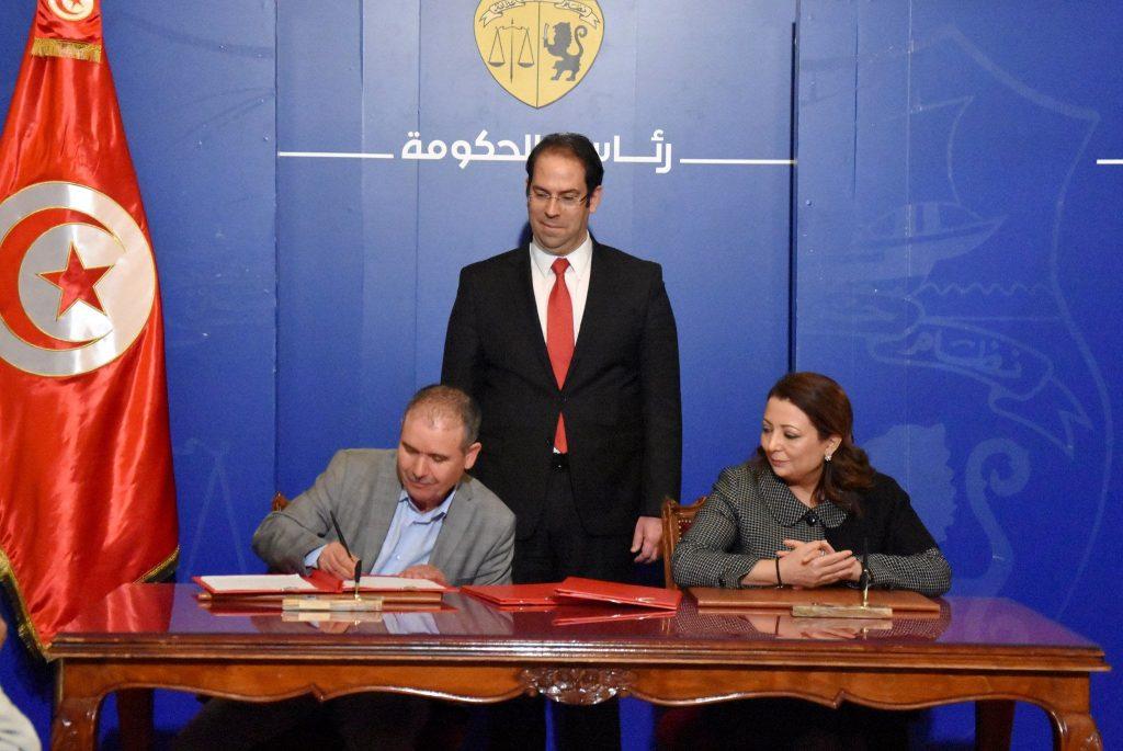 Tunisie : Les prochaines négociations sociales démarreront en avril 2018