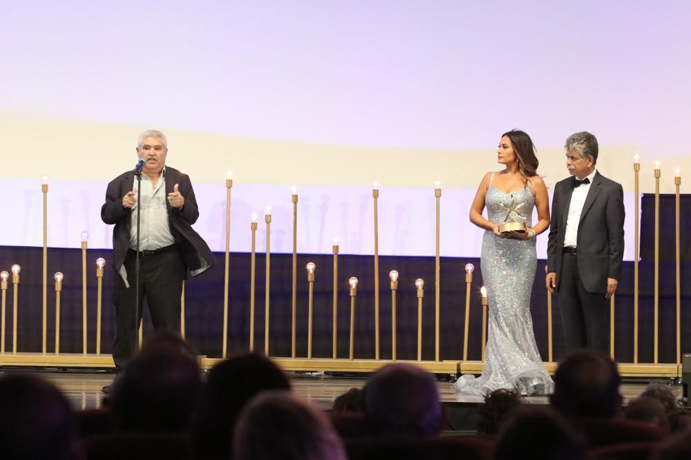 Hommage Ibrahim Al-Aris au Festival du Film d'El Gouna