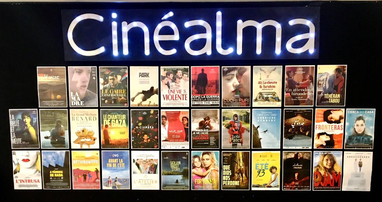 34 films projetés au CinéAlma