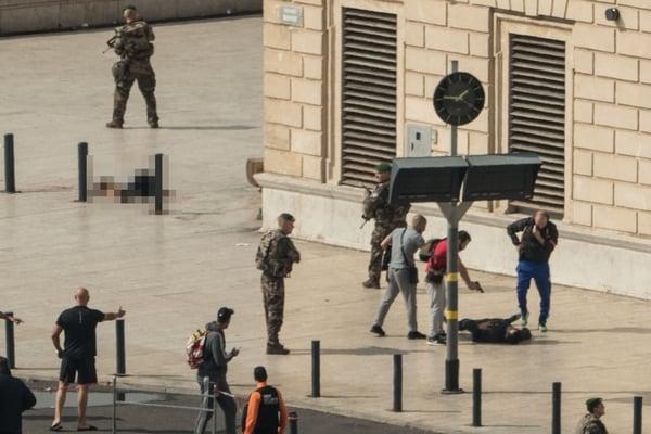 Les cinq interpellés remis en liberté sans poursuites — Attentat de Marseille