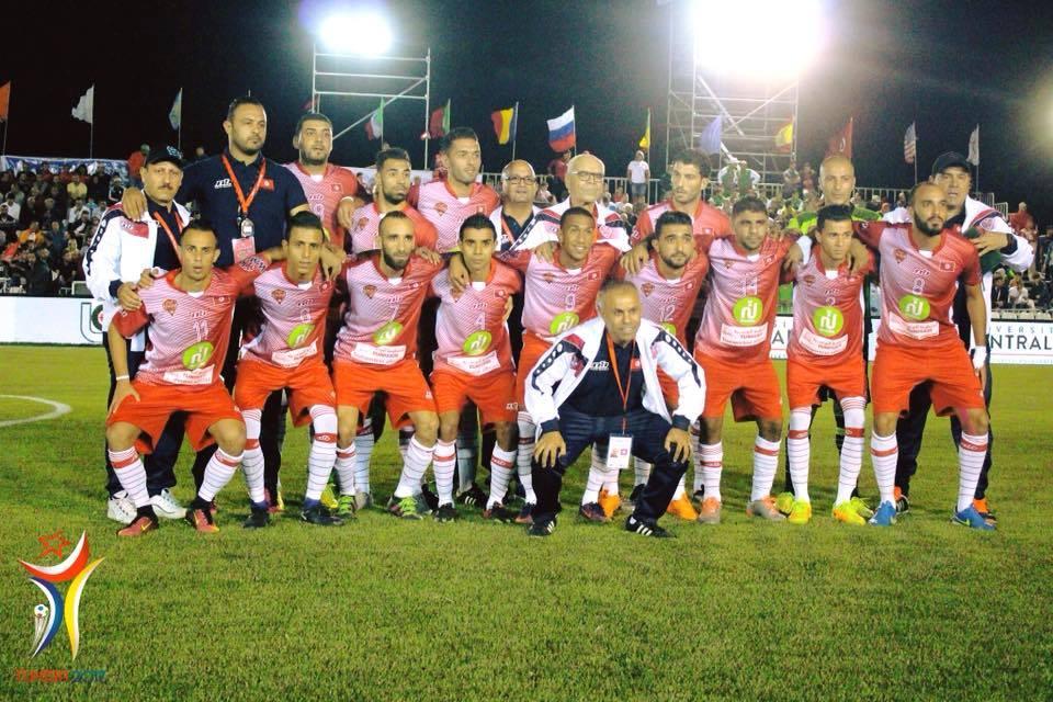 Mondial mini foot 2017 : La Tunisie en quarts de finale