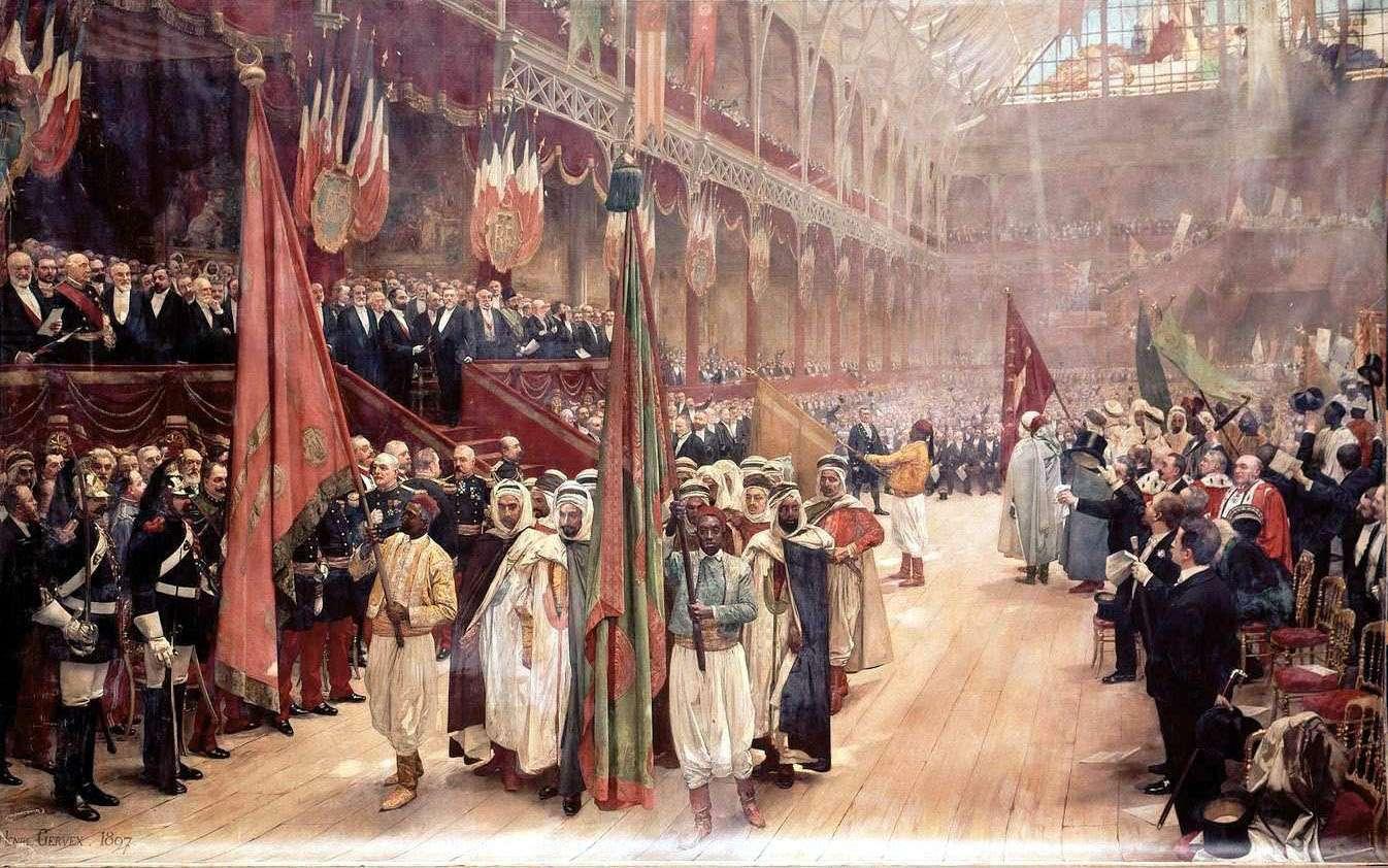 Depuis 1867 la tunisie aux expositions universelles de paris for Exposition paris 2017