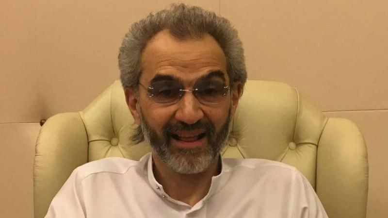 Le prince Al- Walid ben Talal a été libéré