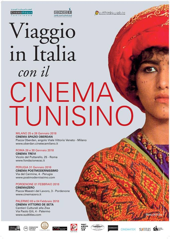 Viaggio in Italia con il cinema tunisino