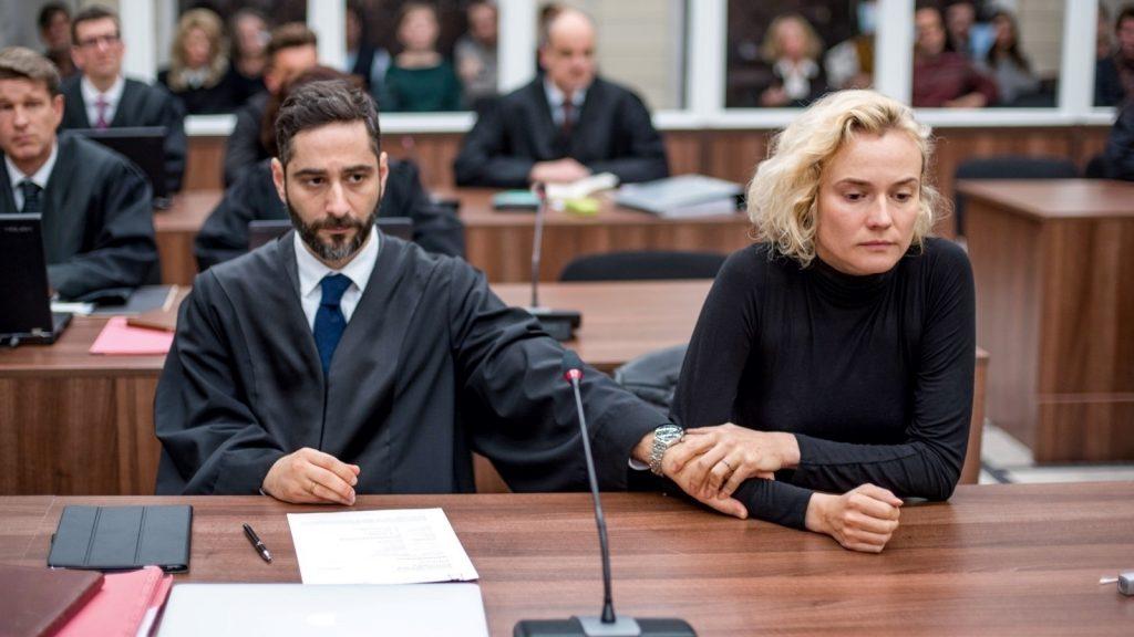 In the Fade - La cour de justice