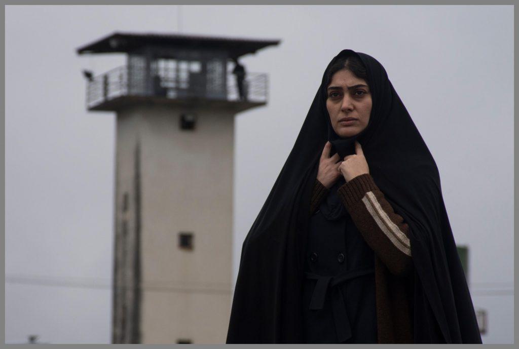 Soudabeh BEIZAEE dans le rôle de Hadis