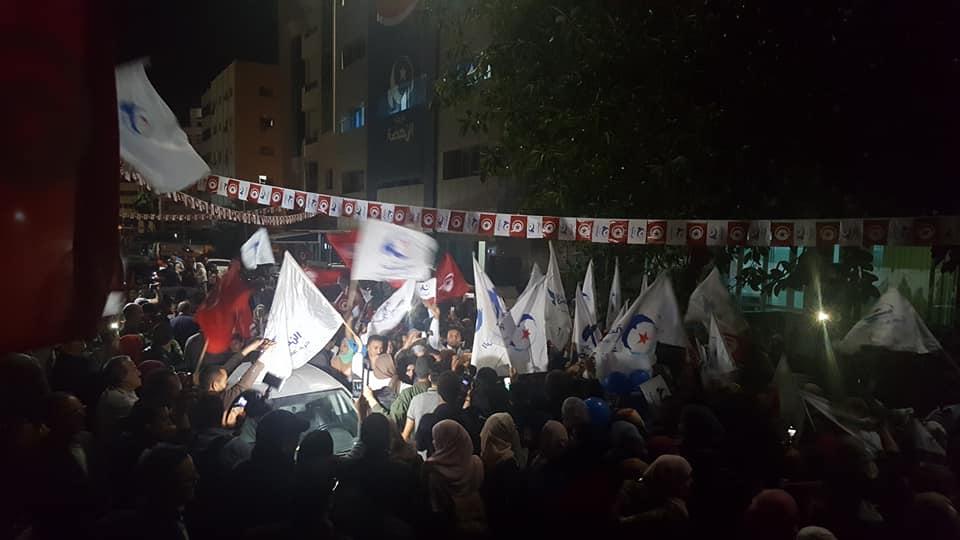 Kamel Idir pour barrer la route à Souad Abderrahim — Municipalité de Tunis