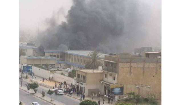 Sept morts dans une attaque contre la commission électorale en Libye