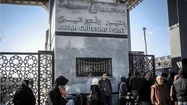L'Egypte rouvre le terminal de Rafah à la Bande de Gaza — Ramadan