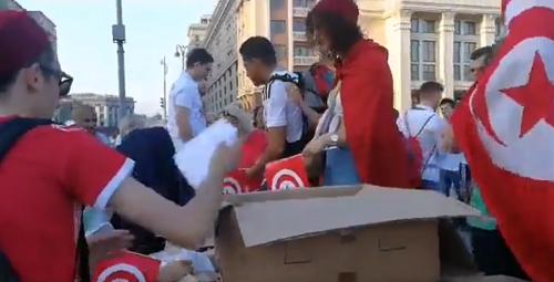 Moscou quand la tunisie exploite la coupe du monde pour faire sa promotion touristique - Quand couper la lavande pour la faire secher ...