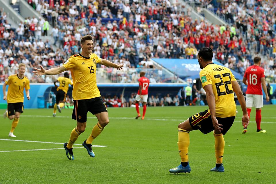 Le but d'Eden Hazard pour enterrer les espoirs anglais